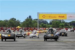 Race for the Future: Shell Eco-marathon experience