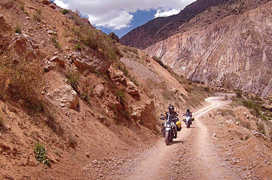 Sponsored feature: Bajaj Dominar Trans-Siberian Odyssey