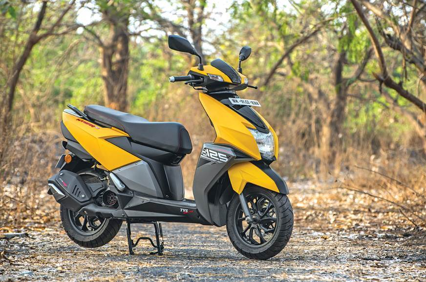 Looking for a performance-focused 125cc scooter