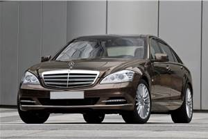 Buying a used 2010 Mercedes S-class petrol