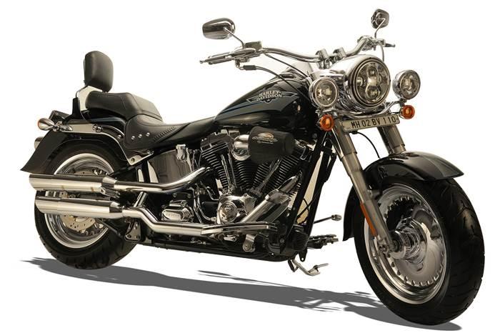 Customising a Harley