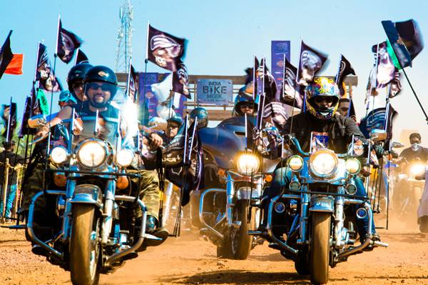 India Bike Week 2014 - a report