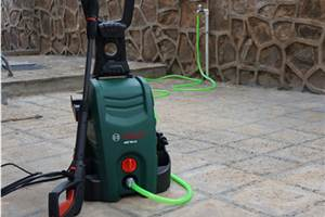 Bosch AQT 35-12 pressure washer review