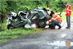 Car crash investigation