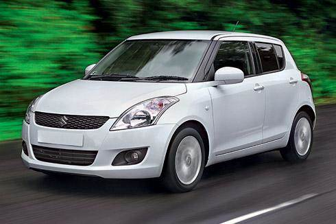 Changing brake pads of 2013 Maruti Swift