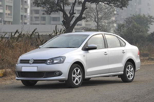 Clutch burn-out on 2014 Volkswagen Vento