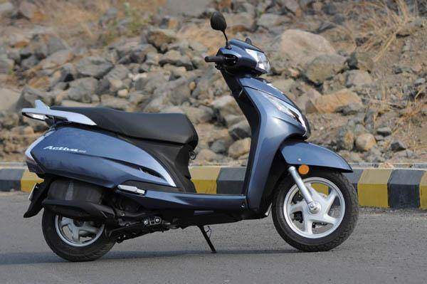 Honda Activa or Aviator