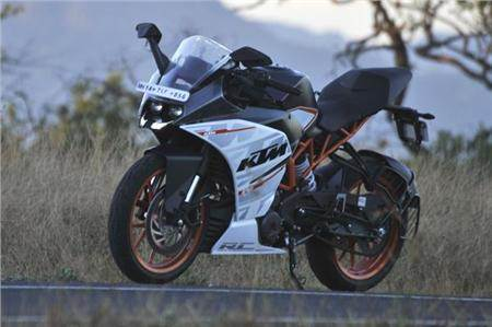 Planning to purchase a KTM RC390