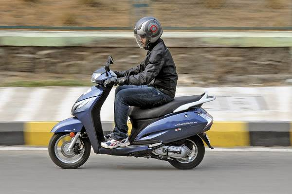 Looking for a good scooter