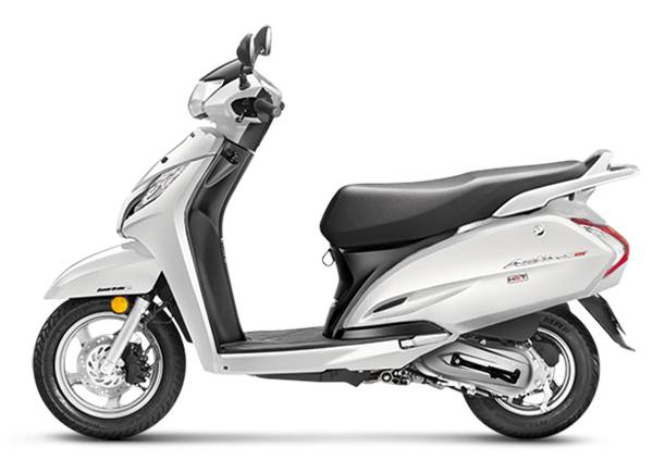 Looking for an automatic scooter