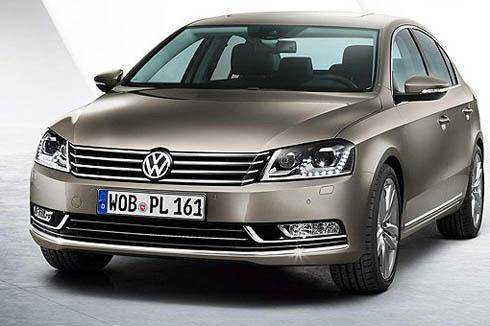 Auto Hold function in VW Passat