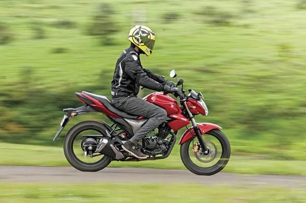 Suzuki Gixxer or Gixxer SF