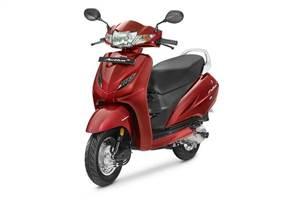 Advice on Honda's Activa 4G