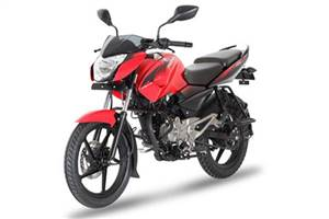 New headlamp for Bajaj Pulsar 135