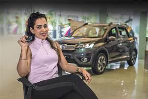 Indian women car buyers surveyed part 1