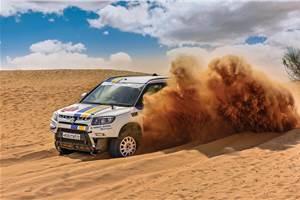 Sponsored feature: Maruti Suzuki Desert Storm 2018