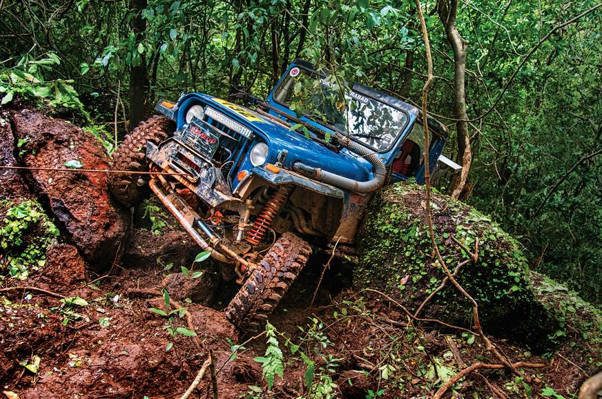 2018 Rainforest Challenge India report