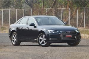Choosing between an Audi A4 and BMW 5-series