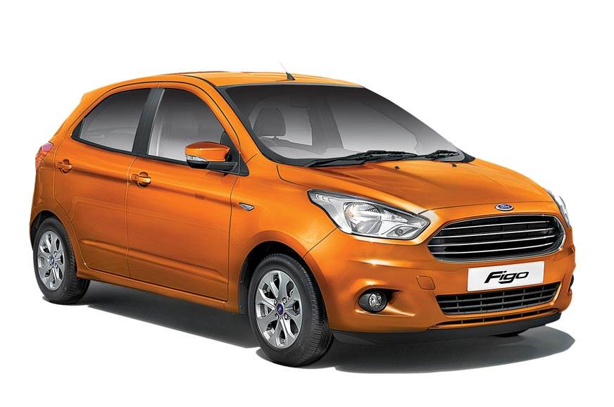 Upsizing tyres and wheels on a Ford Figo