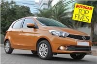 Best automatic hatchback cars under Rs 6 lakh in India