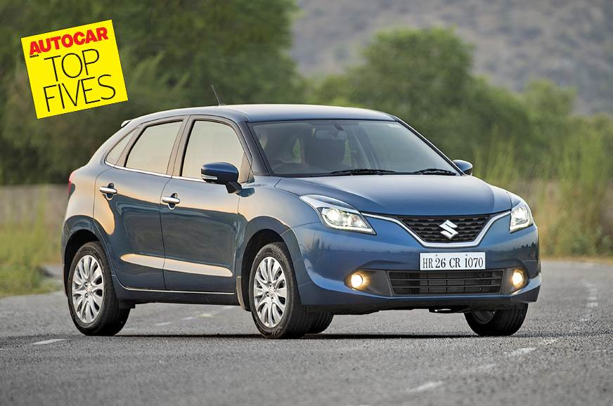 Best automatic hatchback cars in India for Rs 8 lakh