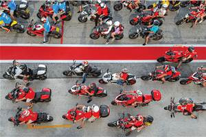Celebrating 90 years of Ducati at World Ducati Week