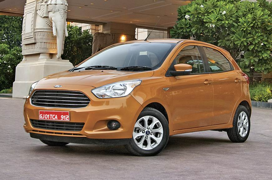 Technical problems with a 2016 Ford Figo