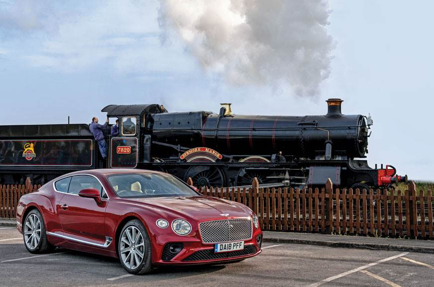 Celebrating 100 years of Bentley