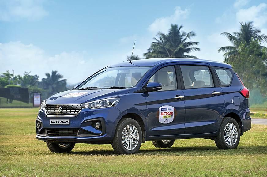 Sponsored Feature: Maruti Suzuki Ertiga Autocar India Car of the Year 2019