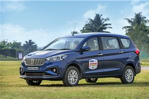 Sponsored Feature: Maruti Suzuki Ertiga Autocar India Car of the Year 2019