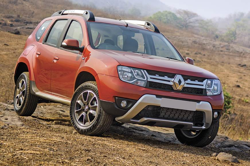The Duster's a key model for Renault and could get upgraded in 2020.