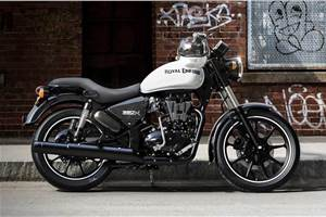Is the Royal Enfield Thunderbird 350X a good long distance cruiser?