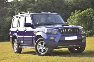 Buying new tyres for a 2016 Mahindra Scorpio