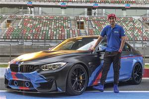Me and My Cars: Sahil Contractor