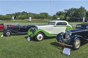 Rolling Royalty: 21 Gun Salute Rally feature