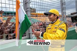 Slideshow: The day Narain Karthikeyan made his F1 debut