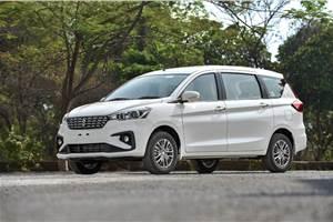 Looking to buy a Maruti Suzuki Ertiga