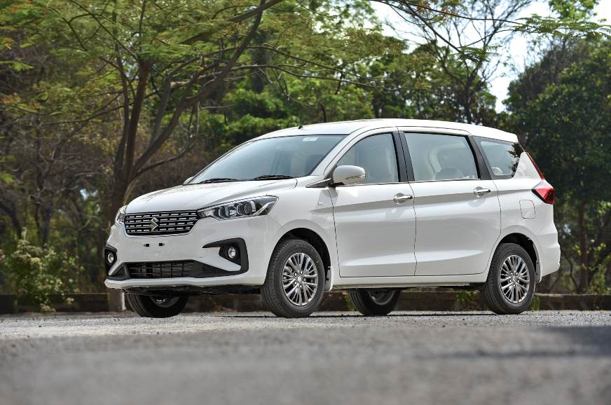 The Ertiga is an extremely comfortable and user-friendly car.