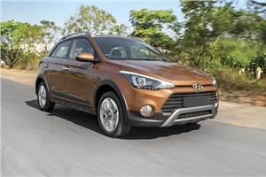 Toyota Corolla Altis or Hyundai i20 Active