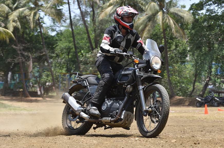 Adventure riding basics with Bret Tkacs
