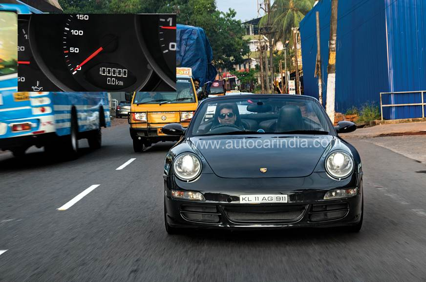 Using a Porsche 911 as a daily driver