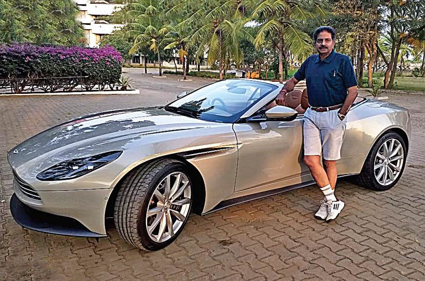 Me and my Cars: Ranjit Pratap