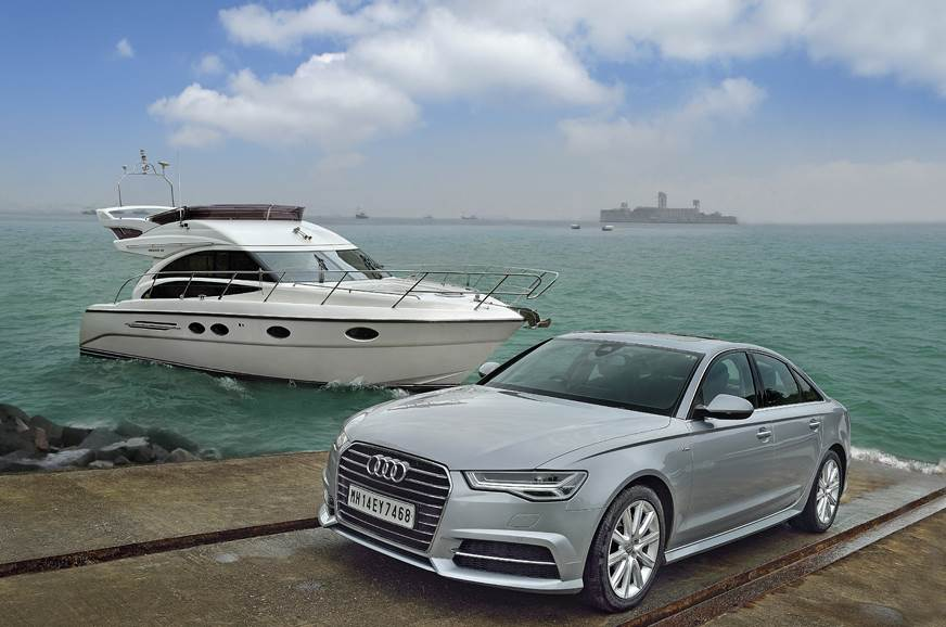 Luxury: By land or by sea