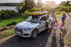 Go Goa Gone: A Road Trip in an Audi Q5