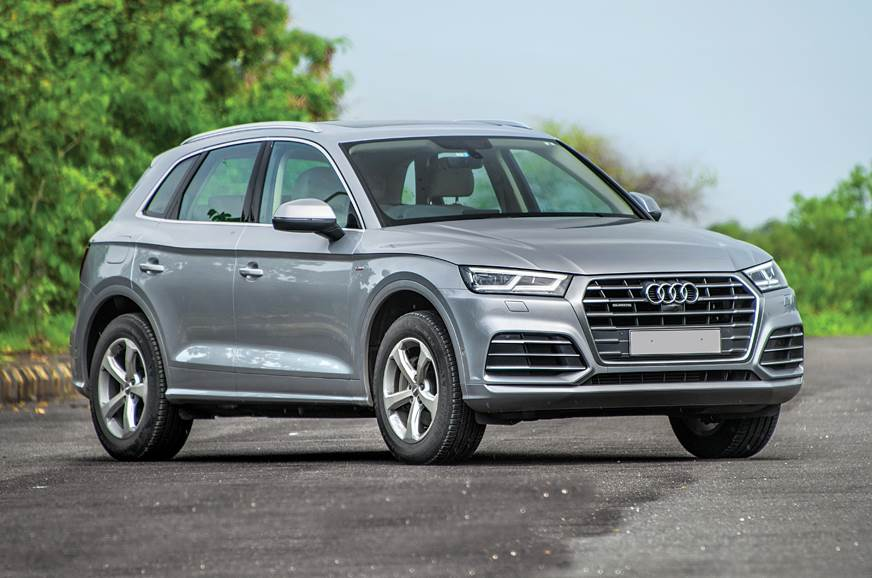 Choosing between the Audi A6 and Q5