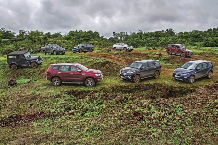 For muck's sake: Autocar Off-road Day 2017