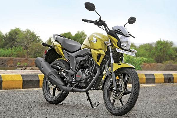 A good bike in the 150cc segment