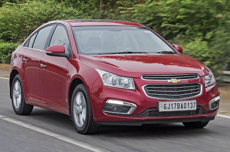 Buying a used Chevrolet Cruze