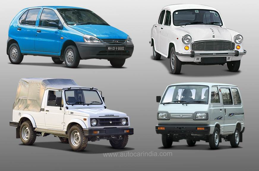 10 Indian cars that stuck around for the longest time