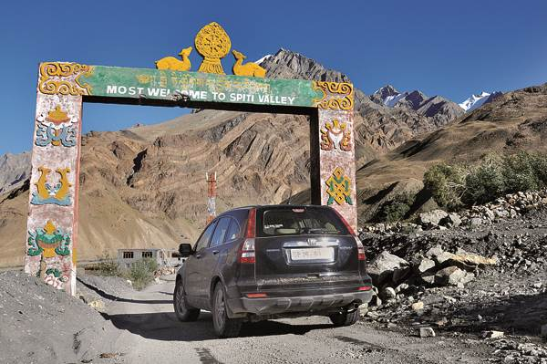 Discover India: Spiti Valley